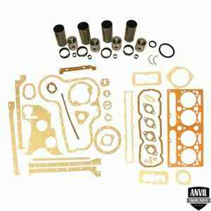Mf Engine Overhaul Kit 203cid 4cyl Diesel 165 255 65