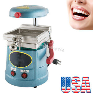 Usa Ship Vacuum Forming Molding Machine Dental Lab Equipment Dentist Supply