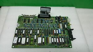 Hp Indigo Board L d c P w b Ebe 1001 02 Ebe 1001 55 Rev 05 Sold As is