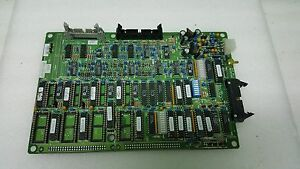 Hp Indigo Board L d c P w b Ebe 1001 02 Ebe 1001 55 Rev 04 Sold As is
