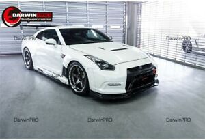 2008 2016 Gtr R35 Va Portion Carbon Fiber Full Body Kit Cba Dba Fit Nissan 17pcs