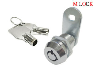 Lot Of 100 5 8 Tubular Cam Lock 90 Degree And 2 Key Pull All Keyed Alike