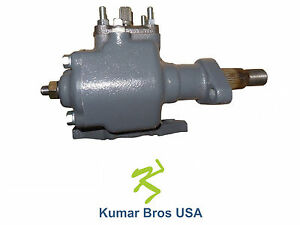 New Kubota Tractor Steering Box Assembly B7300 B7300hsd