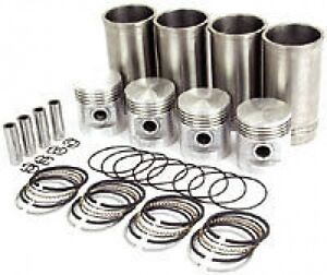 Ford 134 Gas Sleeve Piston Kit For 4 Cylinders