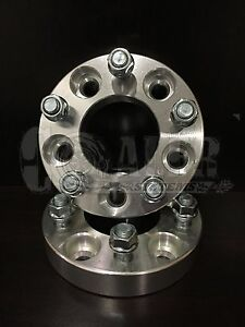 1 25in 74mm 5x120 To 5x114 5x4 75mm To 5x4 5mm 2 Wheel Spacer Adapters