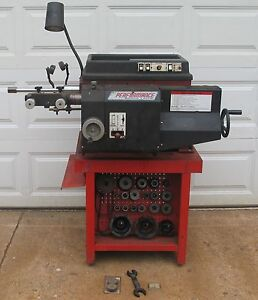 Performance Disc Drum Brake Lathe W Tooling All tool Ammco Van Norman