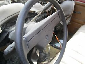 93 Dodge Pickup ramcharger Steering Wheel With Horn Pad Not Perfect