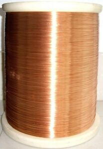 Polyurethane Enameled Copper Wire Magnet Wire 2uew 155 0 6mm a40q Lw