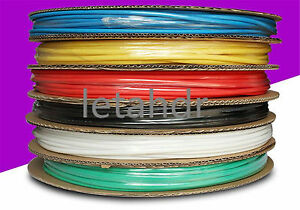 One Reel Of Heat Shrink Tube Shrinkable Tubing From 2mm To 20mm