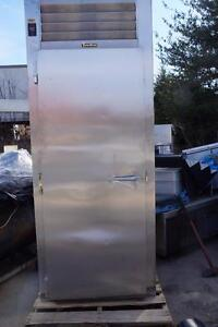 Traulsen Single Section Hot Food Holding Or Proofing Cabinet Over 8k New