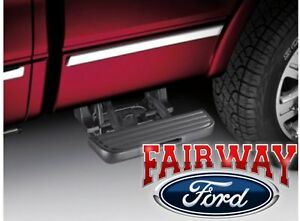 15 Thru 20 F150 Oem Ford Retractable Bed Side Steps 6 5 Both Rh Lh Side Pair