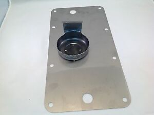 John Deere Model E Ae58rt 3 Hp Oil Pan With Cup Hit Miss Gas Engine
