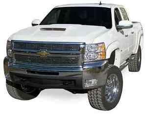 Chevy Silverado 2500hd 3500hd Functional Ram Air Hood Fits 2007 2010 P 811422