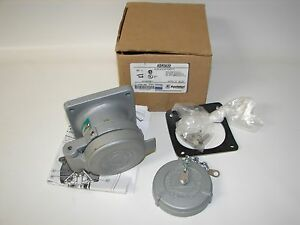 new Appleton Adr3022 Pin And Sleeve Receptacle 30 Amp 600 Volt Ac 2 pole