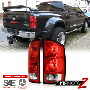 02 06 Dodge Ram 1500 2500 3500 Tail Light Lamp Left Right Side W circuit Board