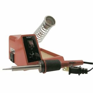Welder Soldering Station Iron Rework Portable Tips Electric 40 Watt Light Weller