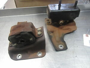 23j105 1999 Ford Expedition 5 4 Engine Motor Mounts