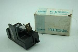 Siemens Pushmatic Ite Single Poll Breaker P120