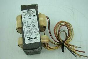 Philips Advance 71a8291 Ballast 250 Watts High Pressure Sodium 71a8291
