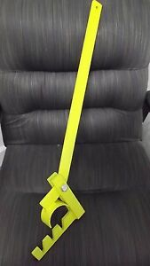 Stretch Tool For Chain Link Fence Hand Stretcher Puller Fabric Wire Mesh Usa