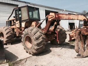525 Caterpillar Log Skidder