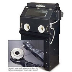 Aqueous High Pressure Parts Washer Cabinet Stainless Steel