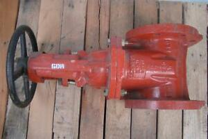 Kennedy Class 250 Awwa 4 Gate Valve Ul Fire Rated