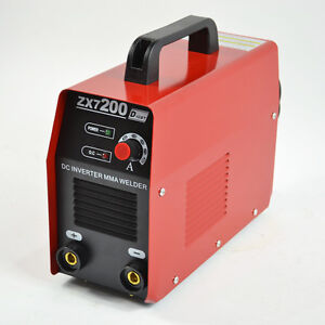 Top Igbt Zx7 200 Dc Inverter Mma Arc Welding Welder Machine Aofeng Ac220v