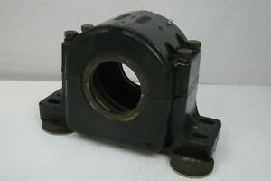 Link Belt Split Pillow Block Bearing 4 Bolt 4