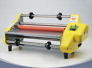 Ce Newest 13 Laminator Four Rollers Hot Roll Laminating Machine 220v A3 Paper