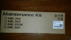 New Genuine Kyocera Mita Fs4020dn 300k Maintenance Kit 1702j27us0 Mk 360 Fuser