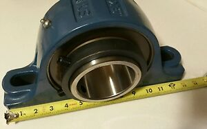 3 7 16 Pillow Block Bearing Skf H New In Box Conveyor Bearing Mining Bearing