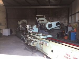 Churchill 36 X 168 Od Grinder Cylindrical 42 Wheel 25 Hp