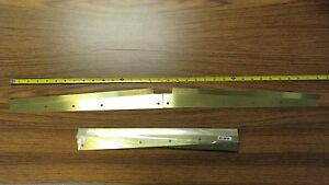 Brass Wiper Kit For Large Verticals Vf 3 To Vf 4 As Compared To Haas 93 3016