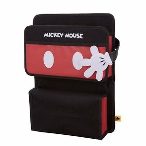 F s Napolex Disney Auto Accessories Mickey Seat Back Pocket Wd 283