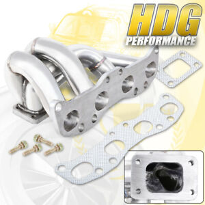 For 240sx S13 S14 Ca18 Ca18det T3 T4 Performance Racing Turbo Manifold Assembly