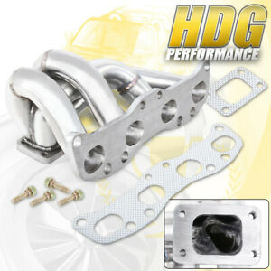 Performance Turbo Race Manifold Assembly For 240sx S13 S14 Ca18 Ca18det T25 T28