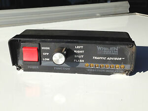 Whelen Traffic Advisor Controller Model ta864s 01 0682111 00c