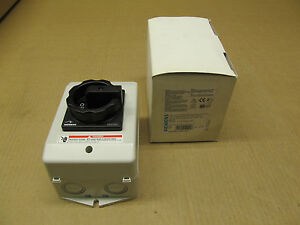 1 Nib Siemens 3ld2164 0tb53 0us1 25 Amp Emergency Stop Switch 10 In Stock