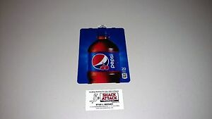 Dixie Narco 501e Soda Vending Machine pepsi Wild Cherry 20oz Bottle Vend Label