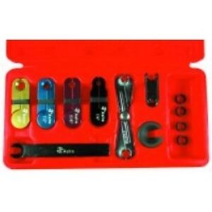 8 Piece Fuel And Transmission Line Disconnect Tool Set Ast7892 Brand New