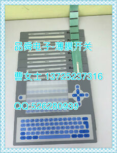 1pcs Membrane Switch And Rottwcil The Old Section Code Machine Keyboard hf87 Yd
