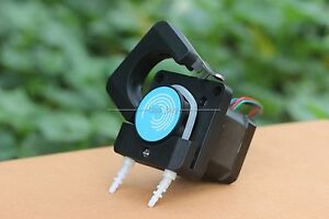 Peristaltic Pump Dosing Pump With 42 Stepper Motor Tubing Hose Pump Aquarium Lab