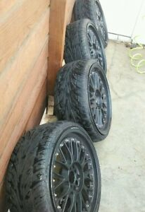Selling Used Xxr 18x8 5inch Rims