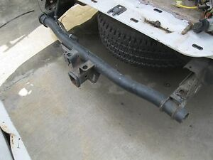 Suburban 2500hd 4wd Trailer Hitch Used 2003