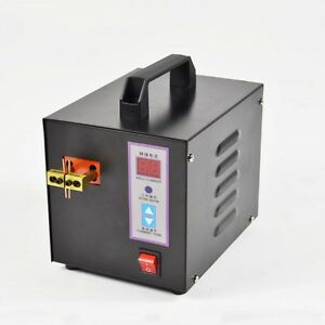 Hand held Spot Welder Welding Machine For Mobile Phone Battery Pack Notebooktop