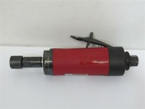 Chicago Pneumatic Cp3000 420r Die Grinder W Rear Exhaust 1 4 Collet