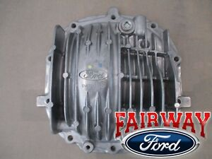 85 Thru 14 Mustang Oem Genuine Ford 8 8 Finned Aluminum Rear Differental Cover