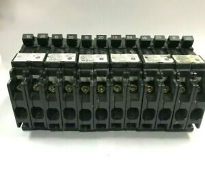 10 Murray Crouse hinds Mp1515 Circuit Breaker 15a 2 1p