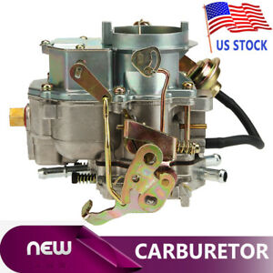 New 2 Barrel Carter Mopar Carburetor For 1966 73 Dodge plymouth 273 318 Engines
